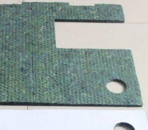 automotive heat insulation