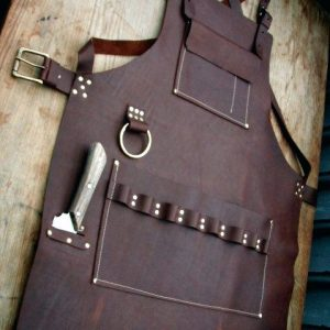 leather apron goods