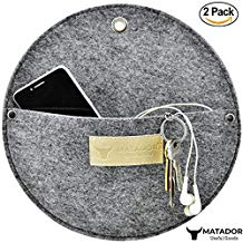 felt key holder